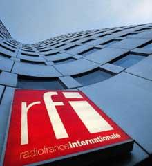 Das Funkhaus von RFI. Foto: RFI