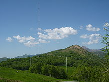 Sendeantenne Monte Ceneri-Cima